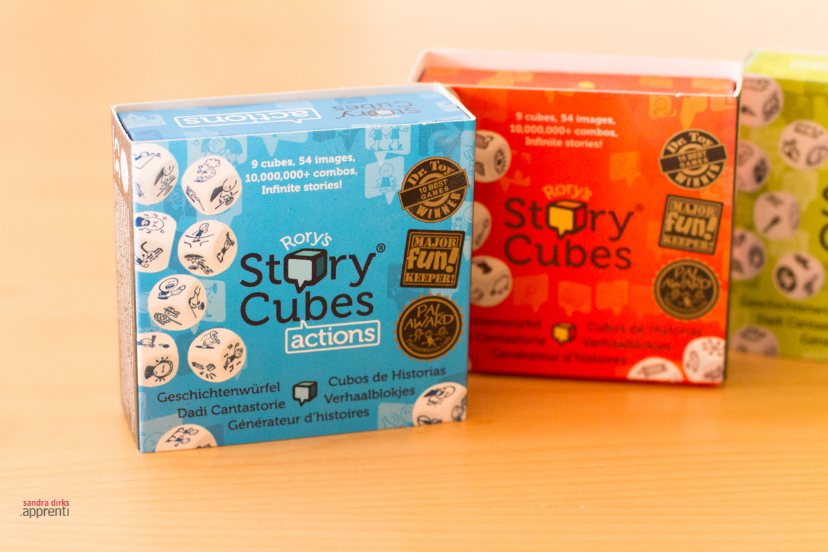 Rory's Story Cubes 3