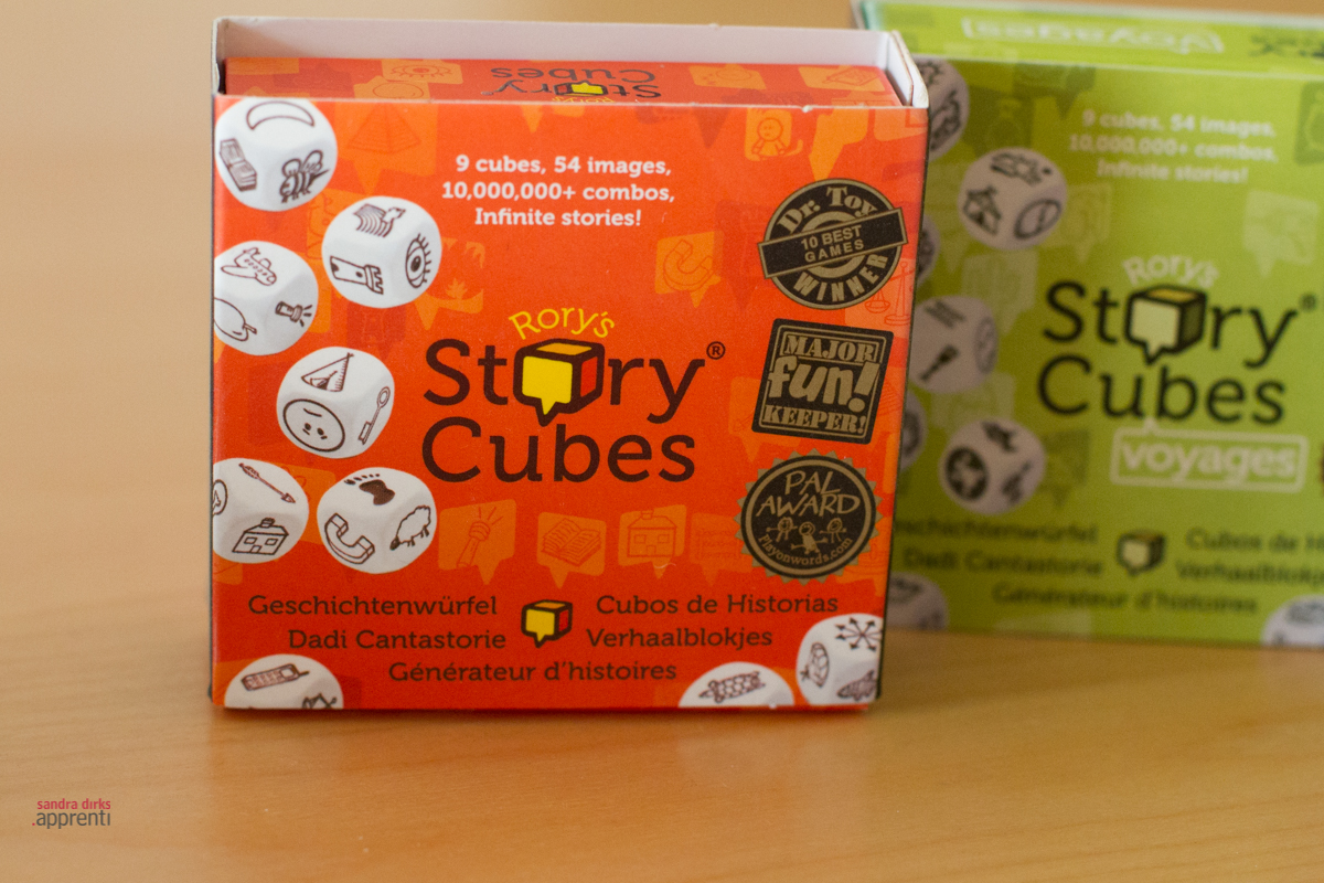 Rory's Story Cubes 2